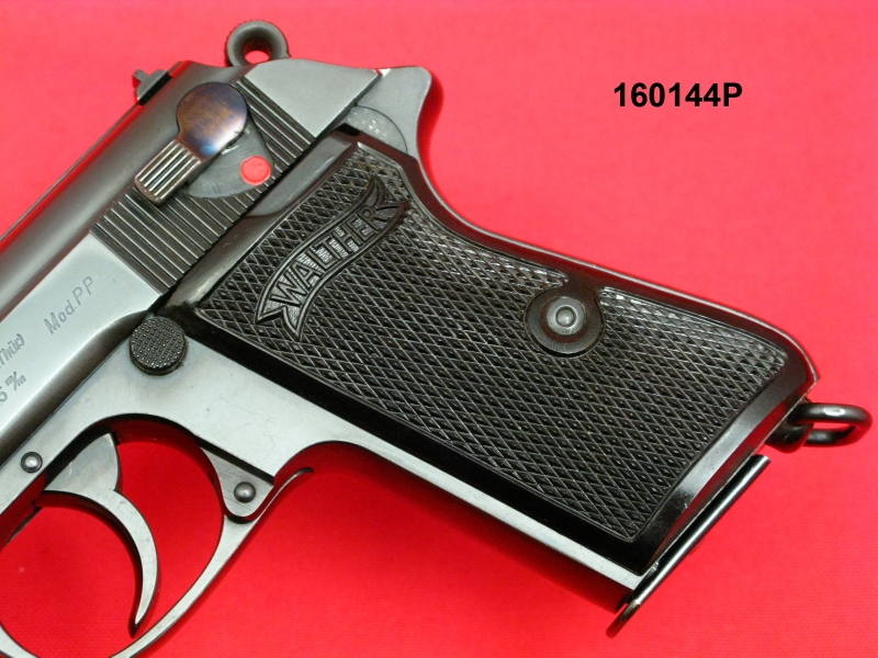 WALTHER  PP  Pre-War Nazi Era - CONSECUTIVE SN# PAIR!!...Fantastic Shape...C&R OK! - Picture 8