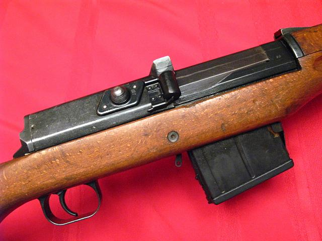 SWEDISH - AG42B  LJUNGMAN - 6.5x55 Semi Auto Rifle...Made 1943, C&R OK!! - Picture 3