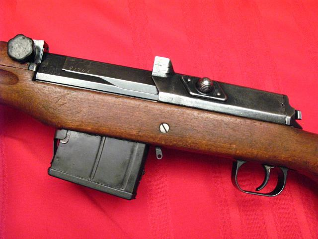 SWEDISH - AG42B  LJUNGMAN - 6.5x55 Semi Auto Rifle...Made 1943, C&R OK!! - Picture 5