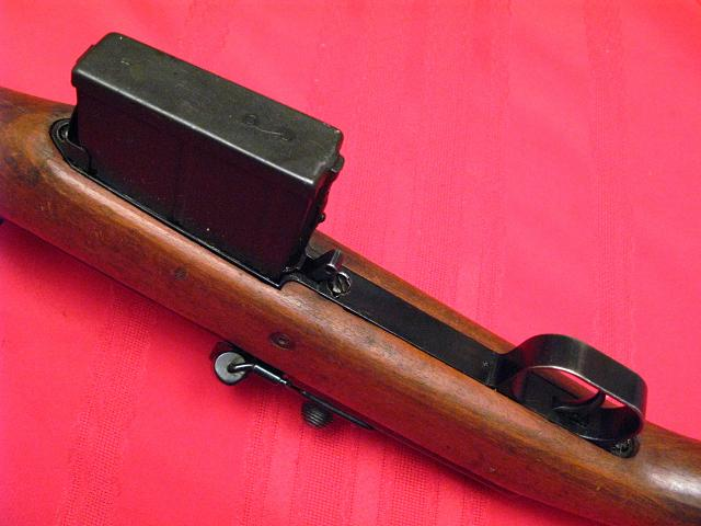 SWEDISH - AG42B  LJUNGMAN - 6.5x55 Semi Auto Rifle...Made 1943, C&R OK!! - Picture 7