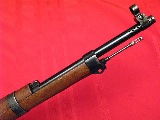 SWEDISH - AG42B  LJUNGMAN - 6.5x55 Semi Auto Rifle...Made 1943, C&R OK!! - Picture 10