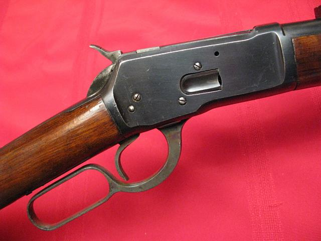 EL TIGRE - Winchester 1892 - Copy...44-40 Saddle Ring Carbine...Nice Shape, C&R - Picture 3
