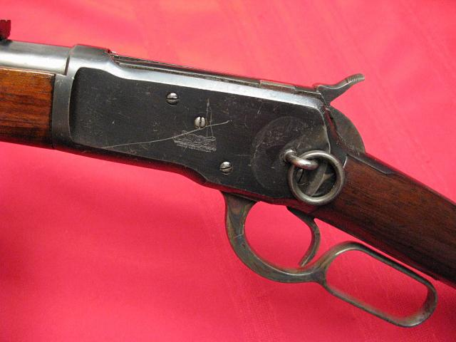 EL TIGRE - Winchester 1892 - Copy...44-40 Saddle Ring Carbine...Nice Shape, C&R - Picture 6