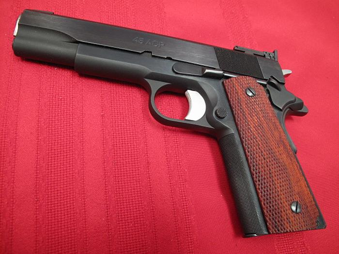LES BAER - .45 NATIONAL MATCH - HARDBALL...DCM legal...AS NEW IN BOX!! - Picture 2