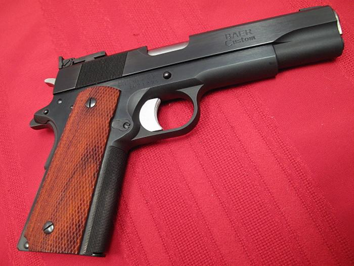LES BAER - .45 NATIONAL MATCH - HARDBALL...DCM legal...AS NEW IN BOX!! - Picture 3