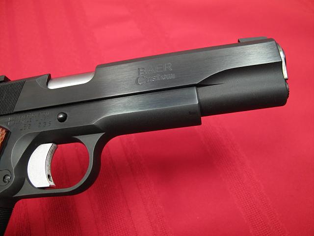 LES BAER - .45 NATIONAL MATCH - HARDBALL...DCM legal...AS NEW IN BOX!! - Picture 6