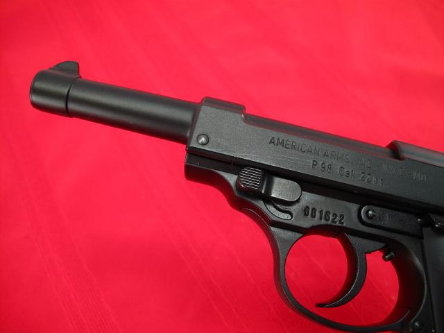AMERICAN ARMS - Model P98 - .22 LR....P-38 Look-alike...Excellent Condition!! - Picture 5