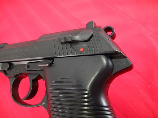 AMERICAN ARMS - Model P98 - .22 LR....P-38 Look-alike...Excellent Condition!! - Picture 6