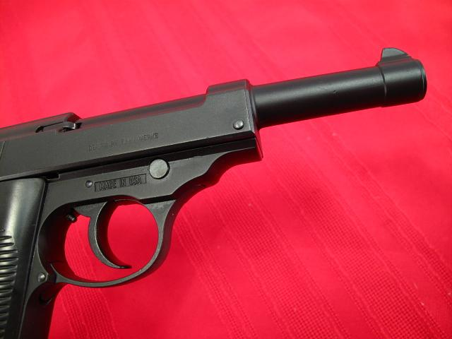 AMERICAN ARMS - Model P98 - .22 LR....P-38 Look-alike...Excellent Condition!! - Picture 9