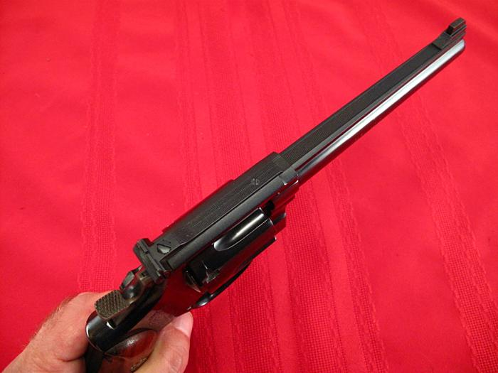 SMITH & WESSON - Model 16-3 - RARE K32 Target...As New in Box w/ Factory Letter! - Picture 4