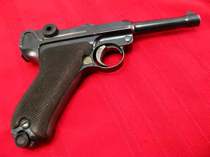 DWM - 1908 GERMAN LUGER, 9mm - 1st Issue!...Earliest German Military Luger!...C&R - Picture 2