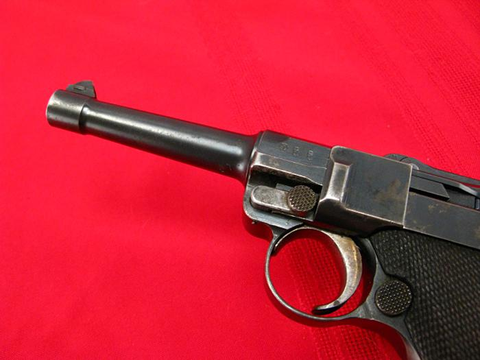 DWM - 1908 GERMAN LUGER, 9mm - 1st Issue!...Earliest German Military Luger!...C&R - Picture 4