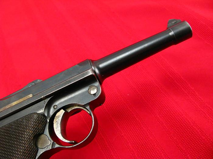 DWM - 1908 GERMAN LUGER, 9mm - 1st Issue!...Earliest German Military Luger!...C&R - Picture 7