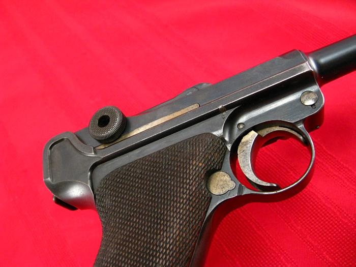 DWM - 1908 GERMAN LUGER, 9mm - 1st Issue!...Earliest German Military Luger!...C&R - Picture 8