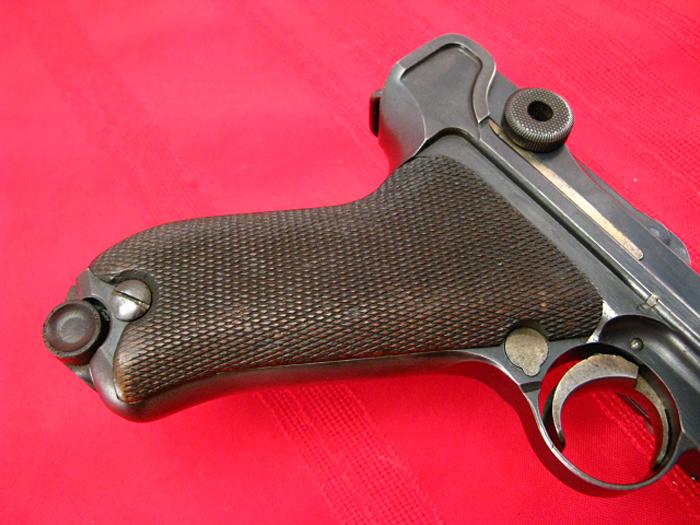 DWM - 1908 GERMAN LUGER, 9mm - 1st Issue!...Earliest German Military Luger!...C&R - Picture 9