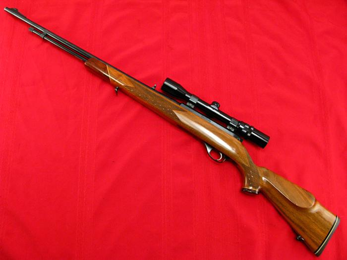 WEATHERBY - MARK XXII  .22LR - Semi-Auto Tube Feed....Nice Shape, NO RESERVE!! - Picture 2