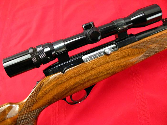 WEATHERBY - MARK XXII  .22LR - Semi-Auto Tube Feed....Nice Shape, NO RESERVE!! - Picture 3
