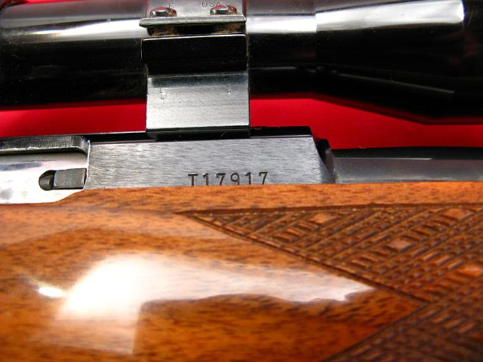 WEATHERBY - MARK XXII  .22LR - Semi-Auto Tube Feed....Nice Shape, NO RESERVE!! - Picture 6