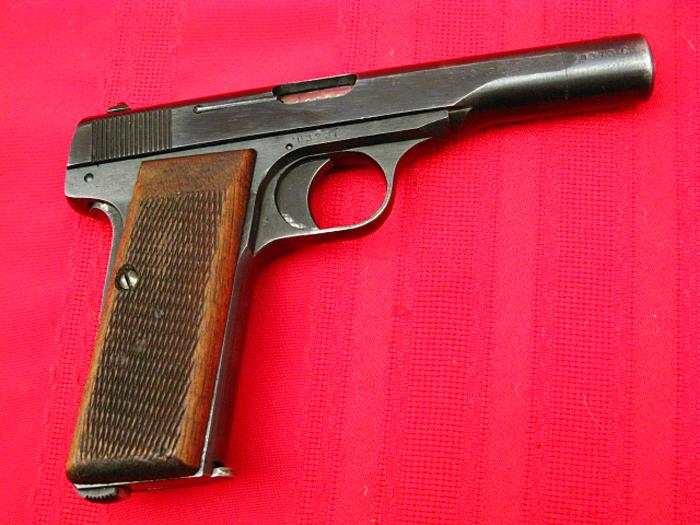 FN - Model 1922 WWII NAZI - Very Late War Production, Matching...C&R OK! - Picture 2