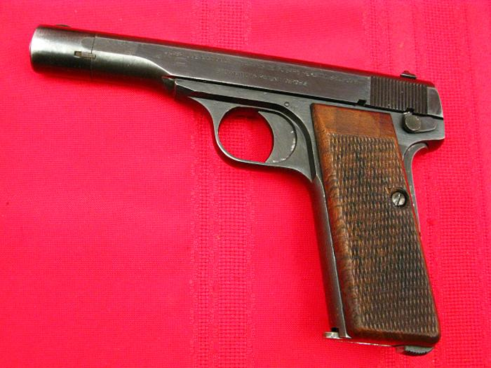 FN - Model 1922 WWII NAZI - Very Late War Production, Matching...C&R OK! - Picture 3