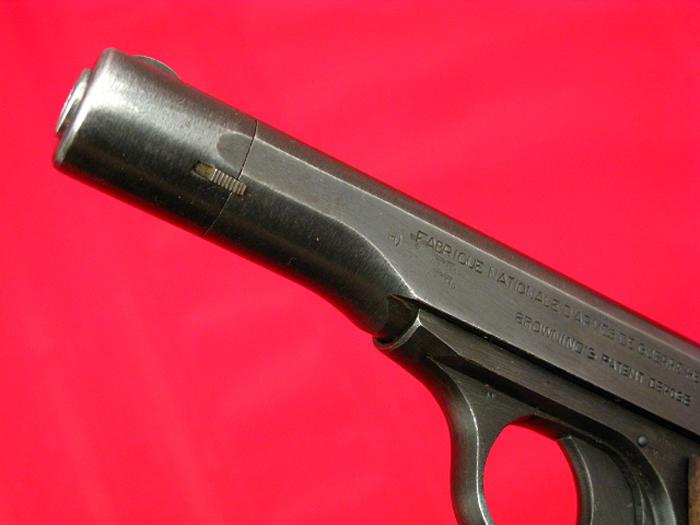 FN - Model 1922 WWII NAZI - Very Late War Production, Matching...C&R OK! - Picture 8