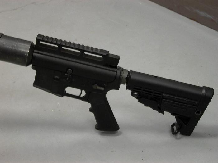 Watson Bros. - .50 bmg single shot upper receiver & barrel 50 cal - Picture 5