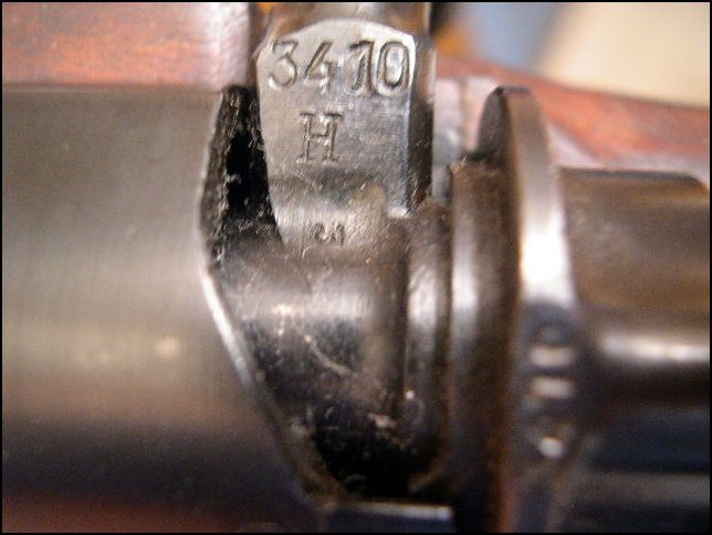 Mauser - Oberndorf, Germany - Mauser - Oberndorf, Germany 1941  K98   7.92mm - Picture 5