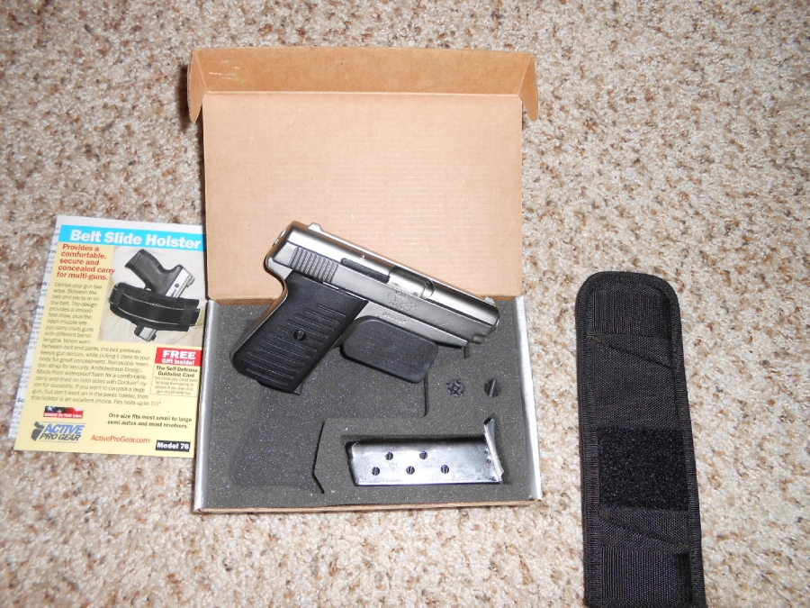 Jimenez Arms - Model JA 380 new in box, manual, 2 magazines - Picture 4