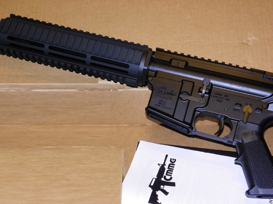 CMMG - CMMG AR-15 300 Blackout WASP .300 5-Mags Layaway - Picture 4