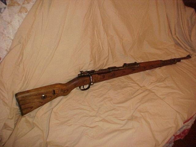 Mauser - K98 Mauser DOT 44 Nazi Proofed - Picture 1