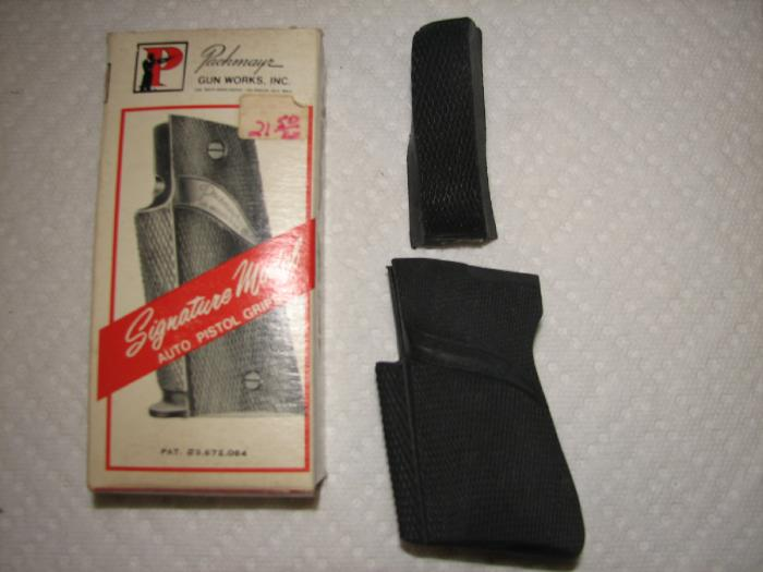 Pachmayr Grip For Walther Ppk/S & Pp 9mm