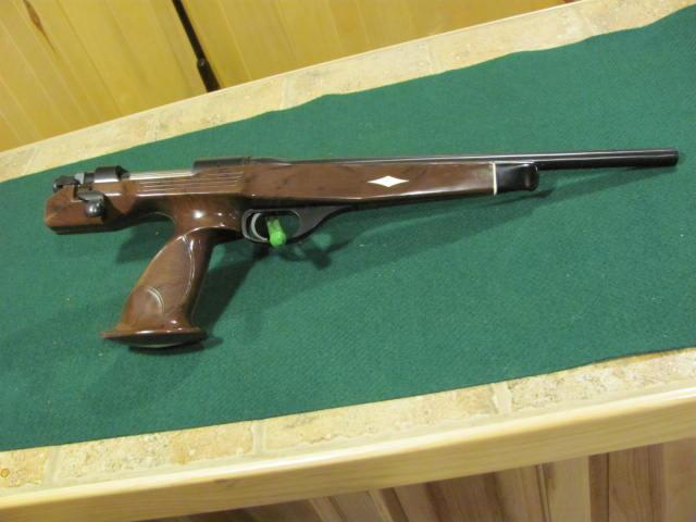 Remington - XP-100 .223 cal. 15 inch bbl ambidextrous stock - Picture 1