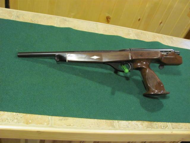 Remington - XP-100 .223 cal. 15 inch bbl ambidextrous stock - Picture 2