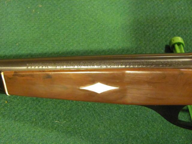 Remington - XP-100 .223 cal. 15 inch bbl ambidextrous stock - Picture 4