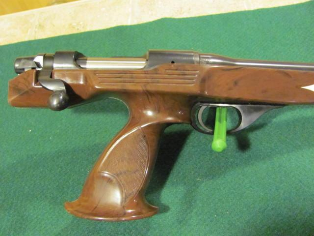 Remington - XP-100 .223 cal. 15 inch bbl ambidextrous stock - Picture 5