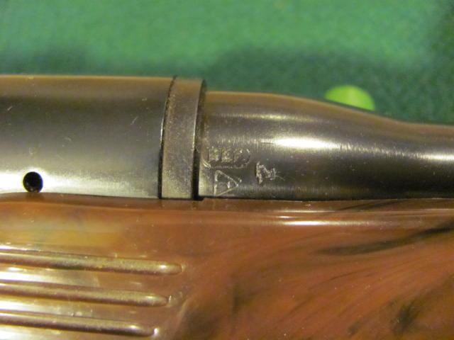 Remington - XP-100 .223 cal. 15 inch bbl ambidextrous stock - Picture 6