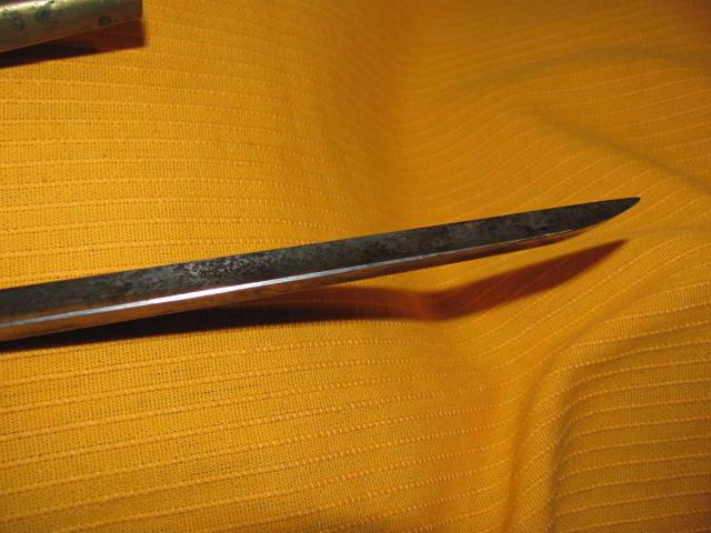 Martini-Henry Bayonet & Scabbard 1853 V. Good+ - Picture 4