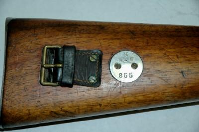 SWEDISH MAUSER 1894 CARBINE - 6.5x55 - CARL GUSTAF - MADE 1904 - C&R OK - Picture 5