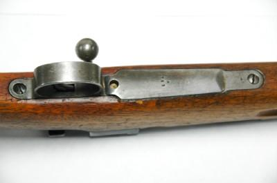 SWEDISH MAUSER 1894 CARBINE - 6.5x55 - CARL GUSTAF - MADE 1904 - C&R OK - Picture 9