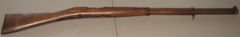 mauser 71/84 1871/84 stock parts rifle pre-1898 - Picture 1