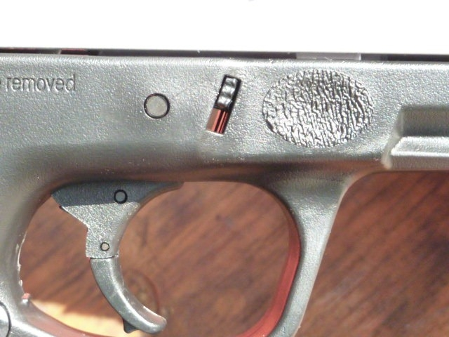 Smith & Wesson - SV 40, semi auto .40 caliber, two 13rd mags - Picture 6