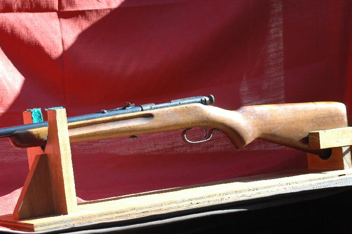 Stevens/Springfield - Model 53B, bolt action 22 - Picture 4