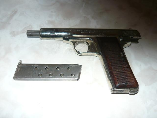 Browning (FN) - FN Browning 1922 32 ACP Nazi marks - Picture 2